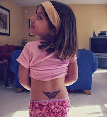 little tramp stamp